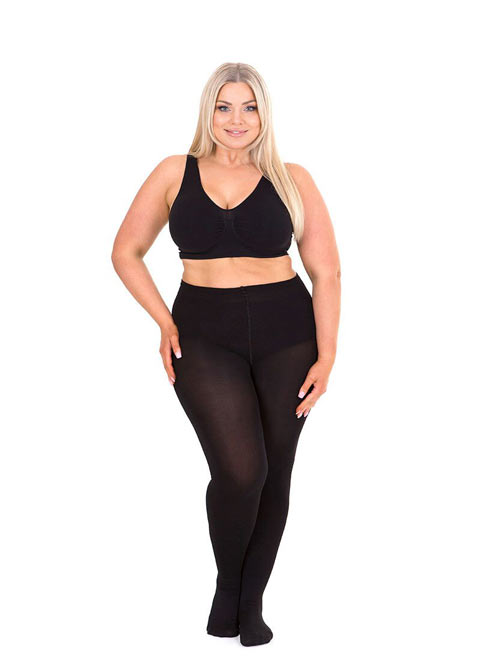 woman wearing plus size shapewear